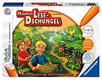 """Ravensburger tiptoi® - """"Mission im Lesedschungel"""", Lernspiel - Produktdetailbild 1"""