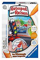 """Ravensburger tiptoi® - """"Ratespaß auf Reisen"""", Kinderspiel"""