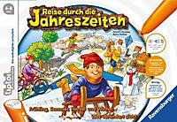 """Ravensburger tiptoi® - """"Reise durch die Jahreszeiten"""", Kinderspiel - Produktdetailbild 1"""