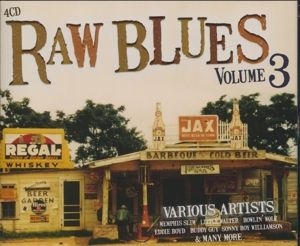 Raw Blues,Vol.3, Diverse Interpreten