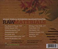 Raw Materials - Produktdetailbild 1