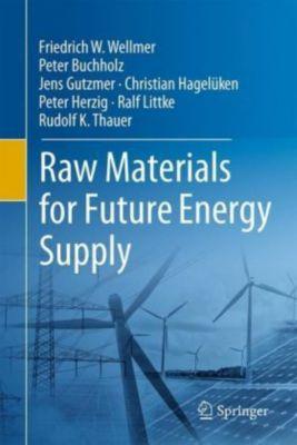 Raw Materials for Future Energy Supply, Friedrich-W. Wellmer, Peter Buchholz, Jens Gutzmer, Christian Hagelüken, Peter Herzig, Ralf Littke, Rud Thauer
