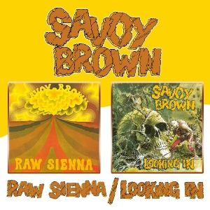 Raw Sienna/Looking In, Savoy Brown