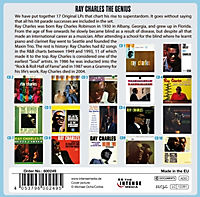 Ray Charles - The Genius, 10 CDs - Produktdetailbild 1
