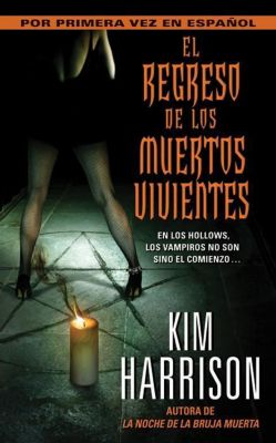 Rayo: El Regreso de los Muertos Vivientes, Kim Harrison