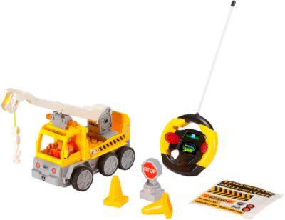 RC-Junior Kranwagen
