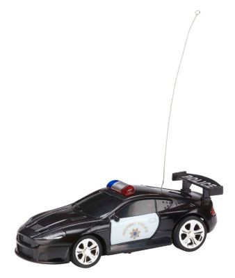 RC Mini Police Car