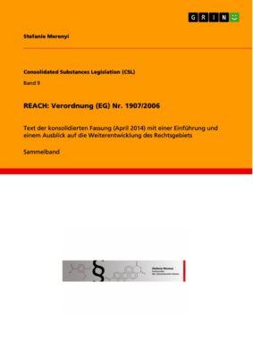 REACH: Verordnung (EG) Nr. 1907/2006, Stefanie Merenyi