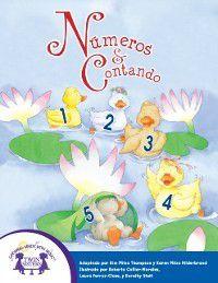 Read & Learn: Numeros & Contando, Karen Mitzo Hilderbrand, Kim Mitzo Thompson