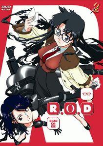 Read or Die - OVA 1-3