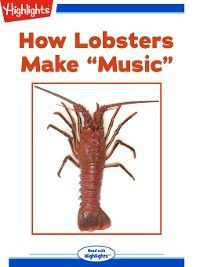 Read With Highlights: How Lobsters Make Music, Fiona Bayrock