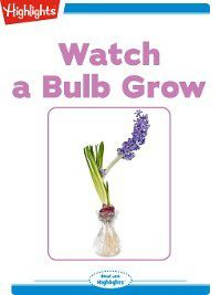 Read With Highlights: Watch A Bulb Grow, Highlights for Children