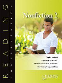 Reading Comprehension-Nonfiction: Reading Comprehension Nonfiction: Movie Credits, Saddleback Educational Publishing