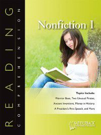 Reading Comprehension-Nonfiction: Reading Comprehension Nonfiction: A Story Behind Every Word, Saddleback Educational Publishing
