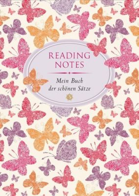 Reading Notes - Schmetterlinge
