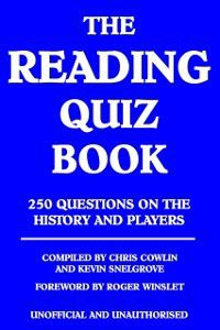 Reading Quiz Book, Chris Cowlin