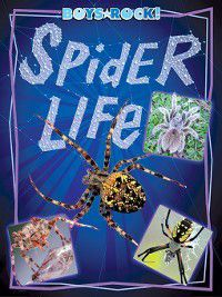 Reading Rocks!: Spider Life, Leslie Dinaberg