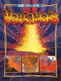 Reading Rocks!: Volcanoes, Leslie Dinaberg