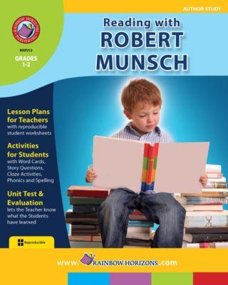 Reading with Robert Munsch (Author Study), Natalie Regier