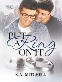 Ready or Knot: Put a Ring on It, K.A. Mitchell