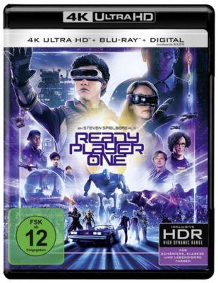 Ready Player One (4K Ultra HD)