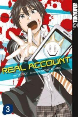 Real Account, Shizumu Watanabe