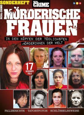 Real Crime Sonderheft - Mörderische Frauen - Oliver Buss pdf epub