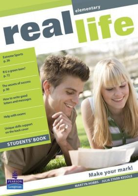 Real Life Global Elementary Students Book, Martyn Hobbs, Julia Starr-Keddle