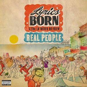 Real People (Vinyl), Lyrics Born