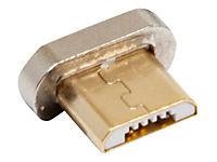 REALPOWER Magnetic Micro-USB adapter mobile Magnetischer Micro-USB Adapter fuer die RealPower Magnet-Kabel Serie - Produktdetailbild 1