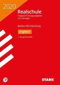Realschule 2020 - Englisch - Baden-Württemberg