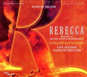 Rebecca-Das Musical-Gesamt, Original Cast Wien
