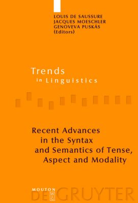 Recent Advances in the Syntax and Semantics of Tense, Aspect and Modality