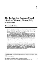 Recent Developments in Alcoholism: Vol.18 Research on Alcoholics Anonymous and Spirituality in Addiction Recovery - Produktdetailbild 1