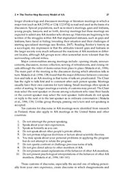 Recent Developments in Alcoholism: Vol.18 Research on Alcoholics Anonymous and Spirituality in Addiction Recovery - Produktdetailbild 7