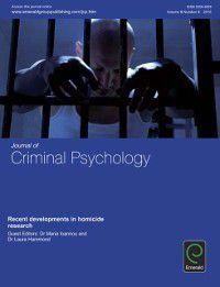 Recent developments in homicide research