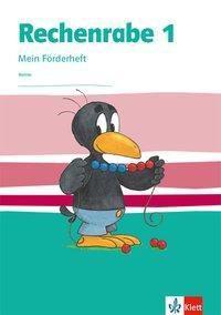 Rechenrabe, Ausgabe ab 2018: 1. Klasse, Mein Förderheft
