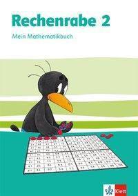 Rechenrabe, Ausgabe ab 2018: 2. Klasse, Schülerbuch