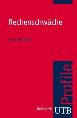 Rechenschwäche, Annemarie Fritz, Gabi Ricken