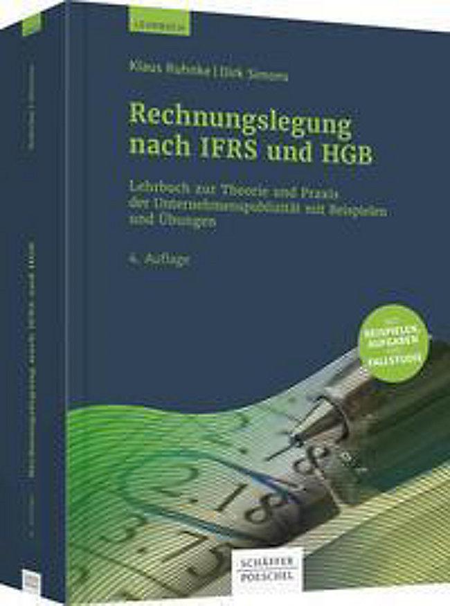 Rechnungslegung Nach Ifrs Und Hgb Buch Portofrei Bei Weltbildde