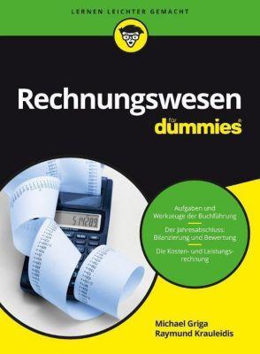 Rechnungswesen für Dummies, Michael Griga, Raymund Krauleidis
