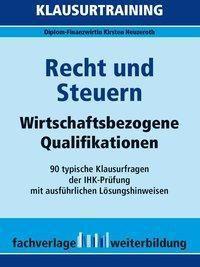 Recht und Steuern, Kirsten Heuzeroth