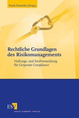 Rechtliche Grundlagen des Risikomanagements
