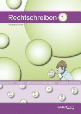 Rechtschreiben - Das Selbstlernheft, Jan Debbrecht, Peter Wachendorf
