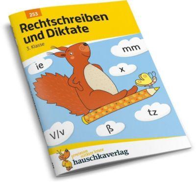 Rechtschreiben und Diktate 3. Klasse - Gerhard Widmann |