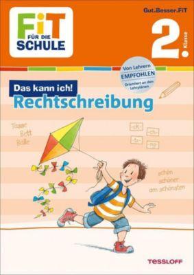 Rechtschreibung 2. Klasse - Sonja Reichert |