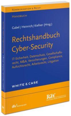 Rechtshandbuch Cyber-Security -  pdf epub