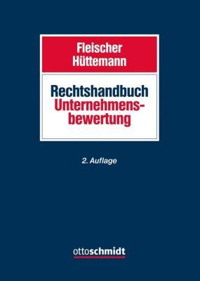 Rechtshandbuch Unternehmensbewertung -  pdf epub