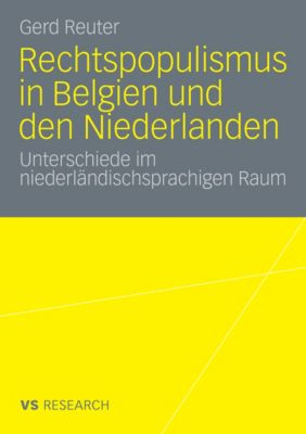 Rechtspopulismus in Belgien und den Niederlanden, Gerd Reuter