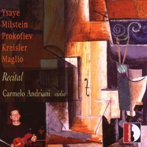 Recital, Carmelo Andriani